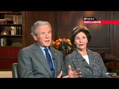 Bush talking...and laughable broadcast edits...