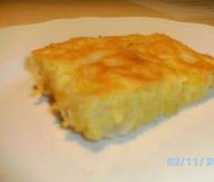 Torta di patate e cipolla