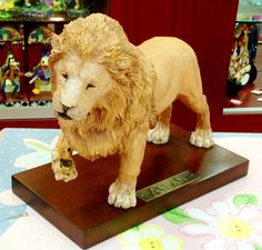 Disney Chronicles Of Narnia Aslan Maquette Figurine Statue Collectable    eBay