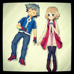 Ash And May, Pokemon Ash And Serena, Pikachu, Cute Pokemon Pictures, Ash Ketchum, Pokemon Fan, Romance, Manga Anime, Cool Pictures