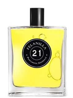 Felanilla Eau de Parfum by Parfumerie Generale, at Luckyscent. Hard-to-find fragrances, niche brand perfumes,  and other under-the-radar luxuries.