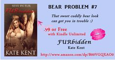 He's 22, hot, cocky and fully loaded. But he's FURbidden! Only .99 cents or free with KU! http://www.amazon.com/dp/B00VGQXAO0