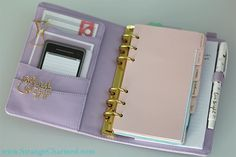 Anatomy of a Perfect Planner | Kikki K 2015 Lilac Time Planner Set Up!