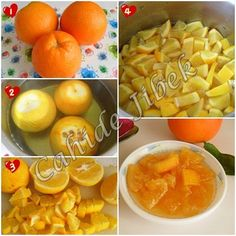making orange jam Healthy Eating Tips, Healthy Recipes, Turkish Recipes, Ethnic Recipes, Orange Jam, Macedonian Food, Easy Bread Recipes, Bread And Pastries, Vegetable Drinks