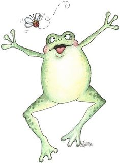 Frog - Laurie Furnell