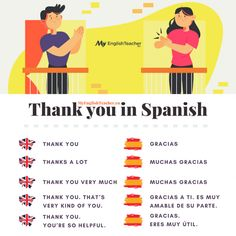 Thank You In Spanish, English Words, English Vocabulary, Writing, Sayings, Lyrics, Being A Writer, Quotations, Idioms