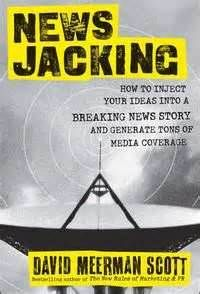 Learned about Newsjacking and Pinjacking today! What a crazy, social-media-driven society we live in.