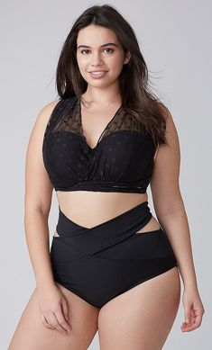 45deb67695 Plus Size Bikini Swimsuit Plus Size Beach Wear, Plus Size Summer, Plus Size  Swimwear
