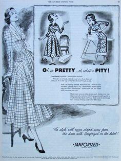 Sanforized, POST, Nov. 1948, ck.