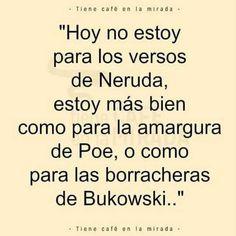 Wise Quotes, Inspirational Quotes, Wise Sayings, Quotes En Espanol, Charles Bukowski, Spanish Quotes, Carpe Diem, Strong Women, Jokes