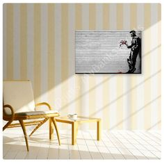 Banksy 30x20 76x51cm inches Hell's Kitchen by MyBanksyPrints
