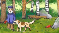 RUKKANEN tulostettava sarjakuva Pre School, Fairy Tales, Kindergarten, Teaching, Fictional Characters, Fairytail, Kindergartens, Adventure Movies, Education