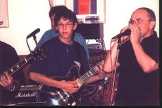 Throwback Thursday to when this week's Levitt AMP Sheboygan headliner Davy Knowles played in his first official band, Roadhouse! Now all grown up, the talented blues/roots/rock guitarist and vocalist plays a free solo show tonight at 7 p.m.!