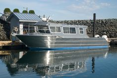 Lone Star Aluminum Boats | take a tourof this 26ft WC Cabin Model click here)