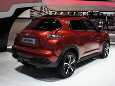 New Release Design 2015 Nissan Juke Review Back View Model