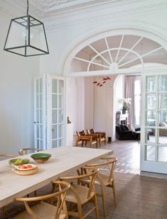 Layout, House Design, Flooring, Dining, Interior Design, American Girl, Table, Inspiration, Furniture