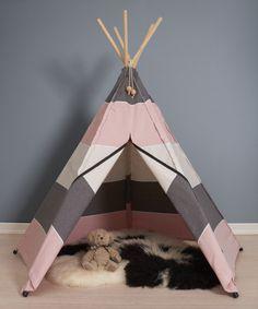 Hippie Tipi Tent / Speeltent North Roze van Roommate