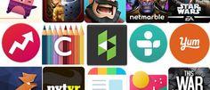 Confira os apps indicados ao Google Play Awards