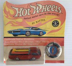 Vintage Original 1967 1968 Hot Wheels Deora #6210 Unopened with ...