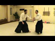 ▶ Aikido Practice: The Mortar Between the Bricks - Bruce Bookman - YouTube
