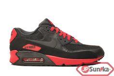 Nike Air Max 90 Essential  Black Sunburst  (537384-016)