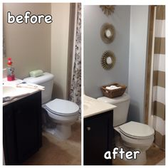 Before and after bathroom. Apartment bathroom | Great ideas for the ...