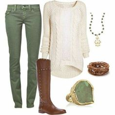 love this outfit :) I already have a great pair of riding boots.