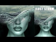 Photoshop Movie Poster Design Tutorial | The Lost Storm