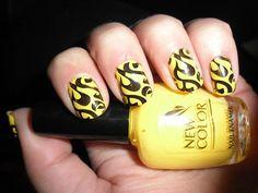 Unha 3 - Unhas Amarelas