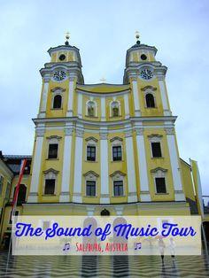 The Sound of Music Tour in Salzburg, Austria
