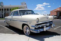 antique 1954 ford customline sedan | 1954 Ford Customline - a photo on Flickriver