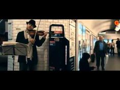 Renaud Capucon Gluck Melodie de Orfeo ed Euridice - YouTube