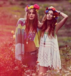 Glamourday: Free People, la Flower Primavera di Marzo 2013