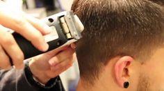 2014 Haircut Tutorial How to Cut a Pompadour Haircut Men Haircut...for my hubs