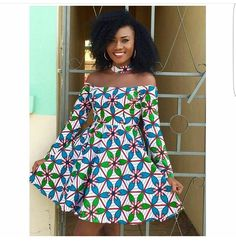 The complete pictures of latest ankara short gown styles of 2018 you've been searching for. These short ankara gown styles of 2018 are beautiful African Fashion Ankara, African Fashion Designers, Latest African Fashion Dresses, African Print Dresses, African Print Fashion, Africa Fashion, African Dress Styles, African Prints, African Style