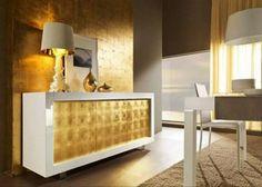 glamouröse interior ideen elegante Tischlampe - Art Deco