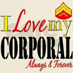 I love my Cpl