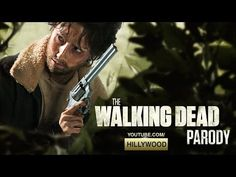 Walkers Are Only Biting Dust in This Awesome Parody