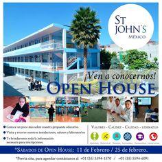 En St. John's celebramos la alegría de vivir, siéntete como en tu casa 🌷 ¡Bienvenido!