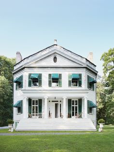 James Ivory's White Castle - James Ivory's 19-room Federalist-style brick house in New York's Hudson Valley, which - The New York Times