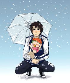 Oga Tatsumi, Baby Beel