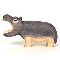 Ostheimer Wooden Creatures
