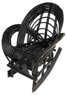 Child's Twig Rocker