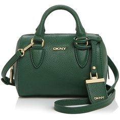 DKNY Ribbed Crossbody Bag (£180) ❤ liked on Polyvore featuring ...