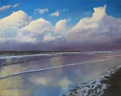 Calm Before The Storm by Wilf Warkentin in the FASO Daily Art Show