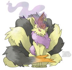 Fake Mega Evolutions, some of these look really good!---Mega Ninetails! This would be awesome!