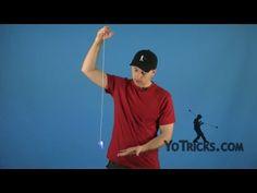 Learn to Throw a yo-yo - the Sleeper Yoyo Trick - YouTube