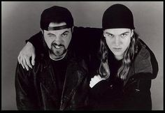 Jason Mewes and Kevin Smith, aka Jay and Silent Bob