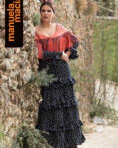 Colección 2018 - Manuela Macías Moda Flamenca