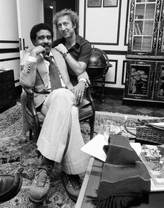 Classic Photograph - Gene Wilder With Richard Pryor by Retro Images Archive Frankenstein, Star Trek, Richard Pryor, Bros, Retro Images, Image Archive, Junior, Funny People, Funny Men